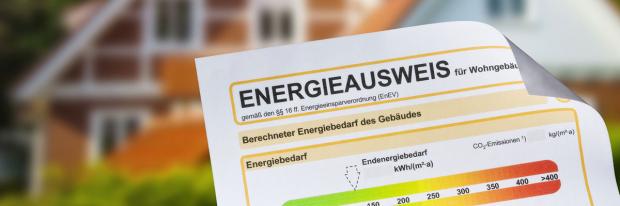 Energieausweis für das Haus