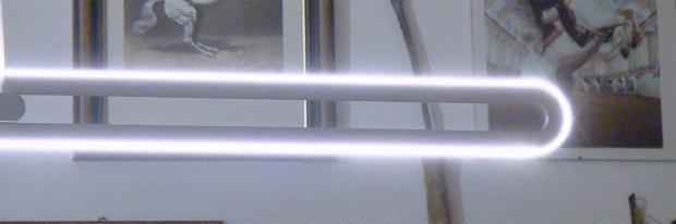 Neue Esstisch-LED-Lampe leuchtet