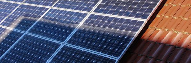 Auswirkungen der Verschattung von Solarmodulen - Verschattetes PV-Modul