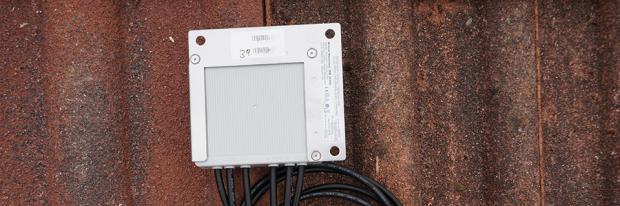 Photovoltaik und Optimierung - Leistungsoptimierer am Dach