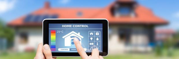 Smart Home Steuerung aus der Ferne