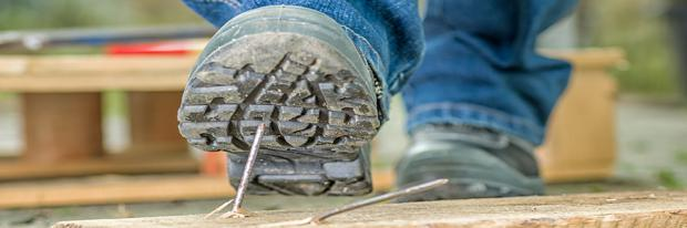Bauversicherungen - Unfallgefahr auf dem Bau