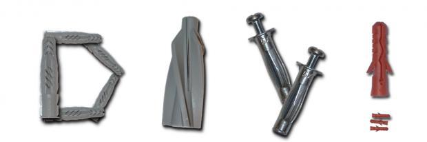 Dübelarten - Welcher Dübel für welche Wand - Headerbild