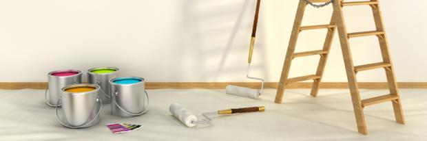 Eine wand streichen 5 tipps zur vorbereitung anleitung tipps vom maler streichen - Eine wand streichen ...