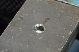 Abgebrochene Schraube entfernen: Profitool im Einsatz