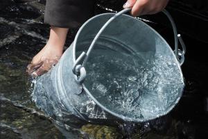 Selbstgefördertes Wasser: Brunnenarten für den Garten