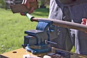 Gartenwerkzeug pflegen und reparieren