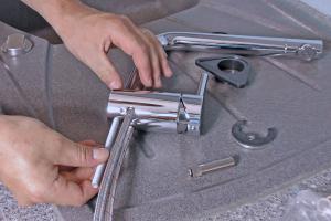 sanit re installationen von armaturen wasserleitungen und abfl ssen anleitung tipps vom. Black Bedroom Furniture Sets. Home Design Ideas