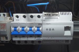 PowerLAN - Phasenkoppler einbauen