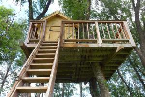 Projekt Baumhaus – Was muss ich beachten?