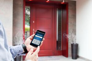 Schlüssellose Zutrittssysteme – So sieht die Zukunft aus