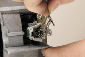 Montageanleitung: Siemens Waschmaschine Kohlen wechseln