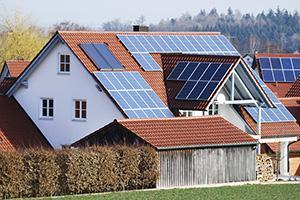 Einfluss der Ausrichtung auf den Wirkungsgrad von Photovoltaikanlagen