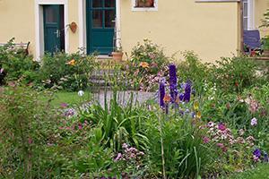 Der Hausgarten und seine Bestandteile