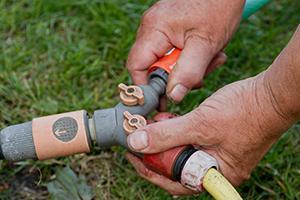 Urlaubsvorbereitungen im Garten - Urlaubsbewässerung und mehr