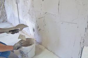 ratgeber richtig wand verputzen so wird 39 s gemacht. Black Bedroom Furniture Sets. Home Design Ideas