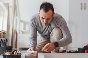 Heimwerken als Wohnungsmieter: Tipps & Wissenswertes