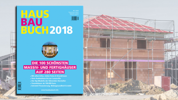 Traumhäuser Von Ihrer Schönsten Seite Das Hausbaubuch 2018 In