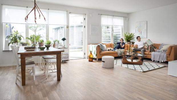 Holzfußboden Optik ~ So setzt parkett die möbel perfekt in szene! in bauen & wohnen