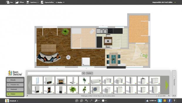 Im Test: Virtuelle Traumhäuser selber gestalten in Technik, Bauen ...