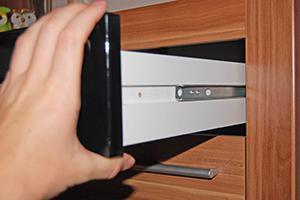 schubladen richtig einstellen tipps. Black Bedroom Furniture Sets. Home Design Ideas