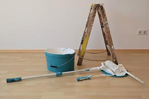 vor dem streichen gipskarton grundieren tipps tricks. Black Bedroom Furniture Sets. Home Design Ideas
