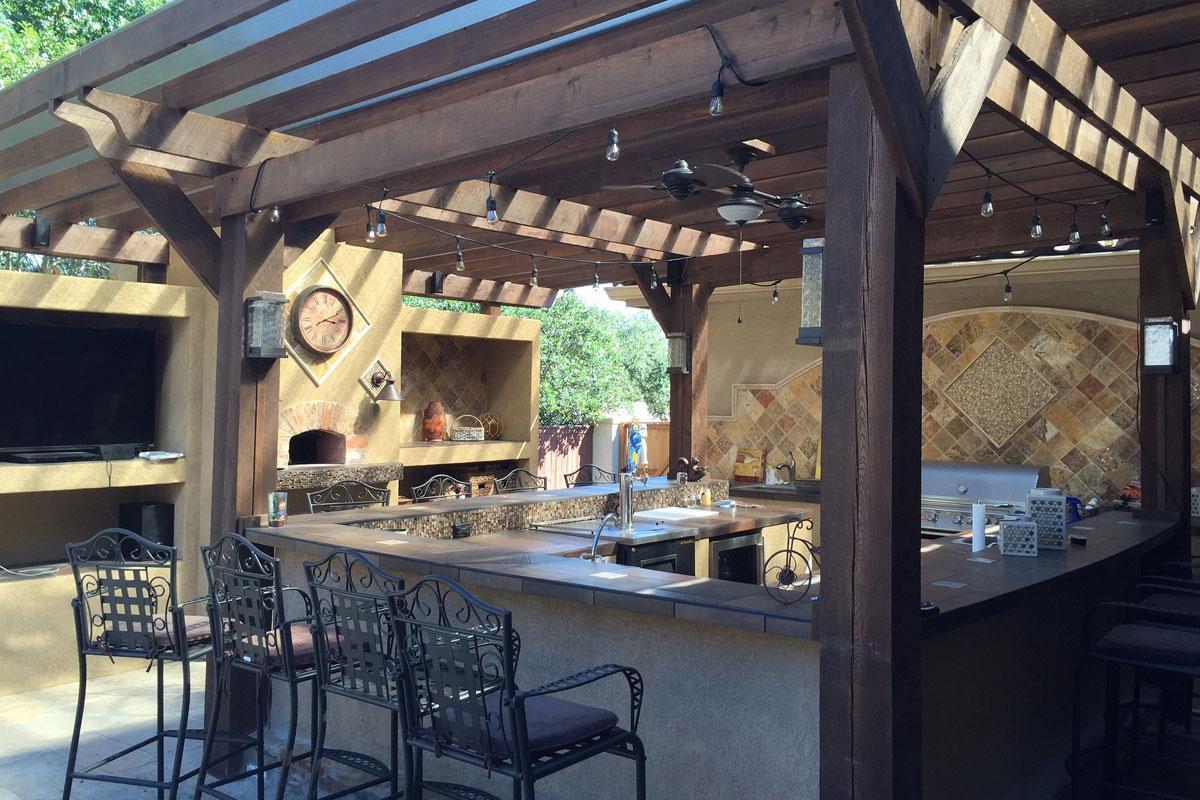 Outdoor Küche Fotos : Outdoorküche rostock