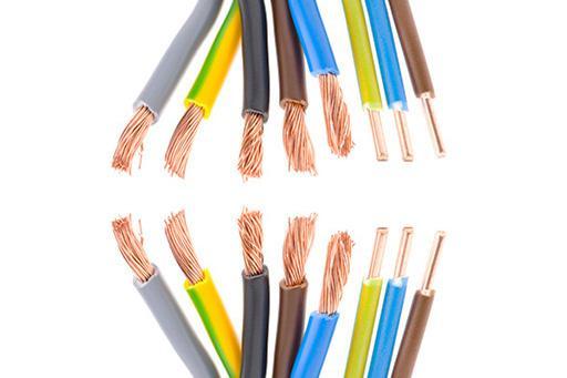 Stromkabel - Die Farben einer Elektroinstallation @ diybook.de