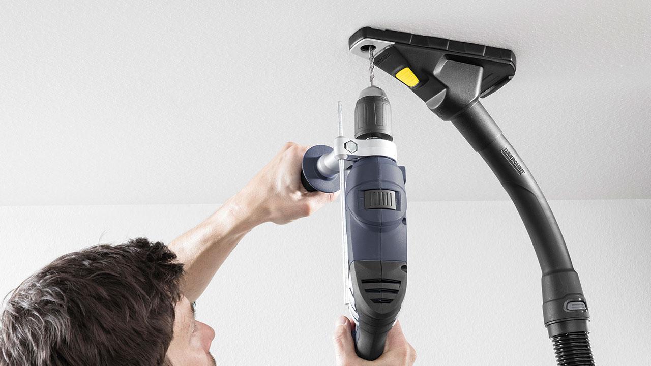 Saubere Sache: Bohrstaubfänger für Mehrzwecksauger in Werkzeug ...