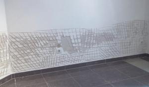 spachteln und streichen nach einem wasserschaden anleitung tipps vom maler streichen. Black Bedroom Furniture Sets. Home Design Ideas