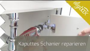 Embedded thumbnail for Kaputtes Scharnier reparieren