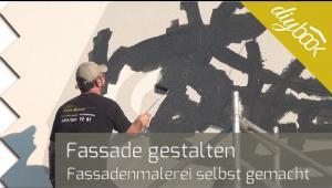 Embedded thumbnail for Fassadengestaltung mit Schablonen