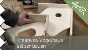 Embedded thumbnail for Kreatives Vogelhaus selber bauen