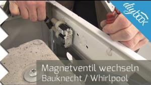 Embedded thumbnail for Waschmaschine: Magnetventile wechseln