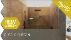 Embedded thumbnail for Bodengleiche Dusche fliesen