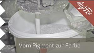 Embedded thumbnail for Vom Pigment zur Farbe: So wird Fassadenputz gemacht!