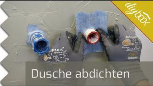 Embedded thumbnail for Dusche abdichten - Die Verbund-Abdichtung in der Dusche