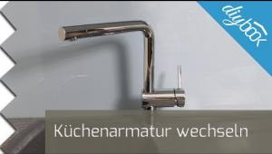 Embedded thumbnail for Küchenarmatur wechseln