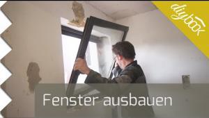 Embedded thumbnail for Fenster zerstörungsfrei ausbauen