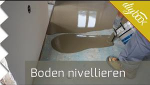 Embedded thumbnail for Boden nivellieren