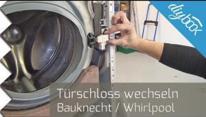 Embedded thumbnail for Waschmaschine: Türschloss wechseln