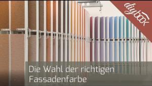 Embedded thumbnail for Die Wahl der richtigen Fassadenfarbe