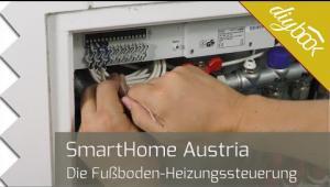 Embedded thumbnail for Smarthome: Fußbodenheizung installieren